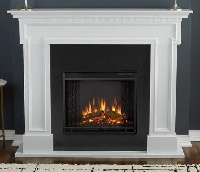 Installing a Recessed Wall Fireplace