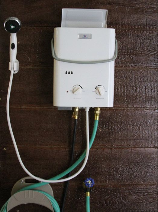 Installing an Electric Tankless Water Heater