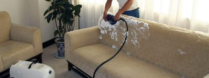 How To Clean Your Couch with steam