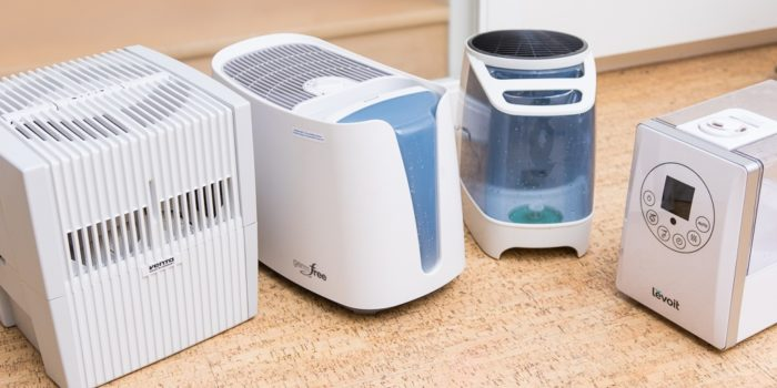 Clean A Humidifier Filter
