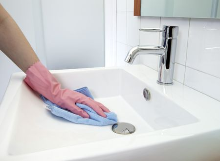 How to Remove Rust Stains from Sink