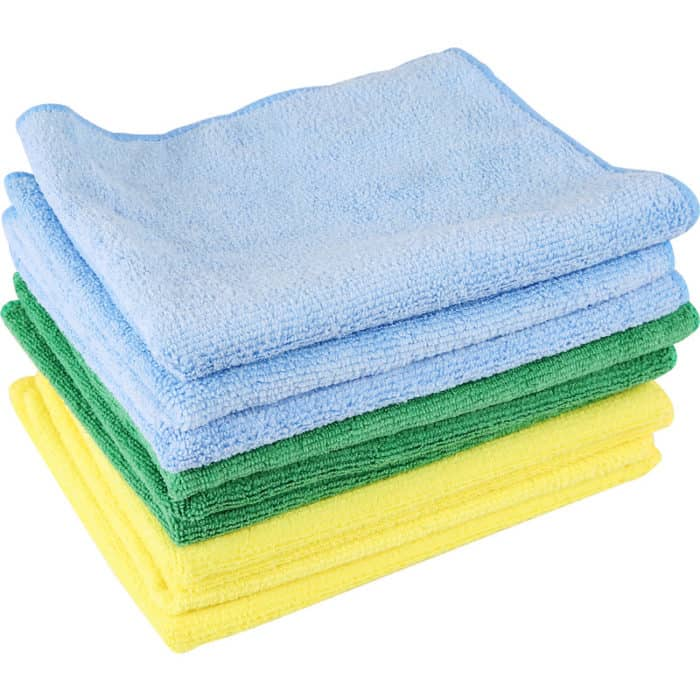 Wet Towel Method to Clean Dog Pee from Carpet
