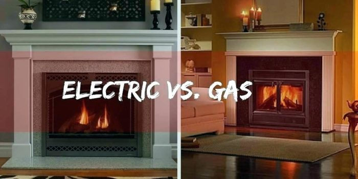Electric Fireplace vs Gas Fireplace: Which is Preferable