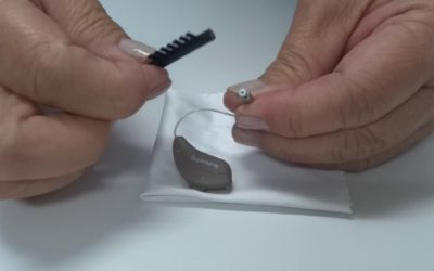 How-to-Clean-Hearing-Aids-using-brush