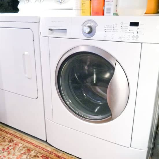 How to Clean a Front-Loading Washing Machine Drum