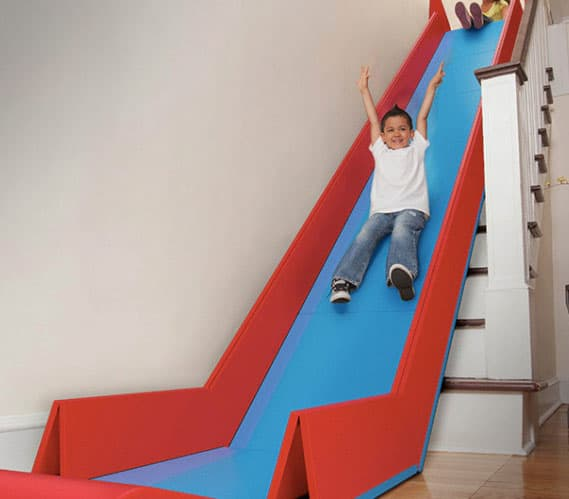 How to Build a Slide for Kids