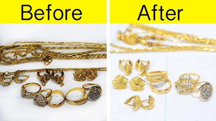 How to Make Gold to Shine Again