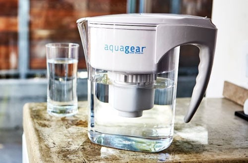 Aquagear Water Filter Pitcher Review -- 6 Filter & BPA-Certified Best Water Filter Pitcher