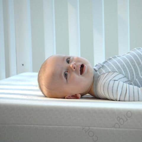Baby Bluebird Waterproof Crib Mattress