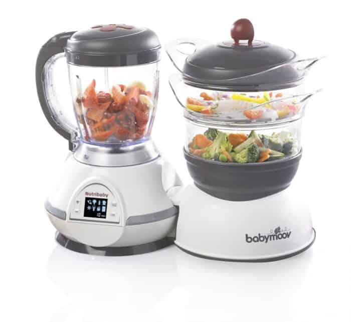 Babymoov Nutribaby 5 1 Baby Food Maker