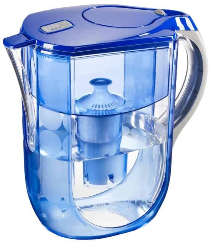 Brita 10 Cup Grand Water Filter Pitcher