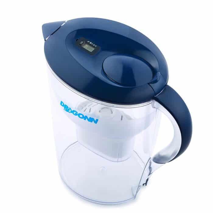 DRAGONN Alkaline Water Filter Pitcher -- 3.5 Liters