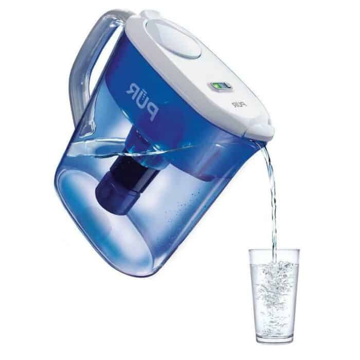 PUR LED 11 Cup Water Filtration Pitcher System