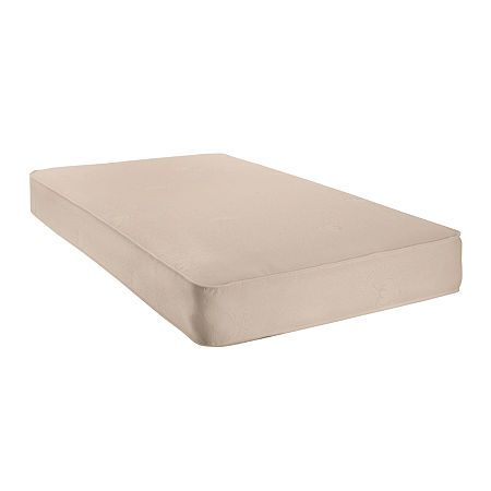 Sealy Soybean Natural Dream Infant/Toddler Crib Mattress