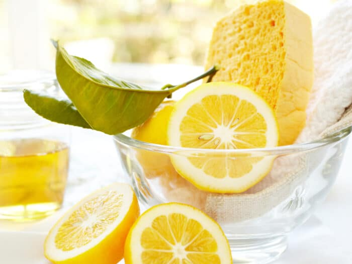 Cleaning Hacks with Lemon at Home