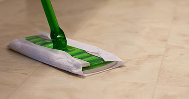 cleaning your vinyl floor