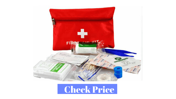 First Aid Kit Carry-on Pouch