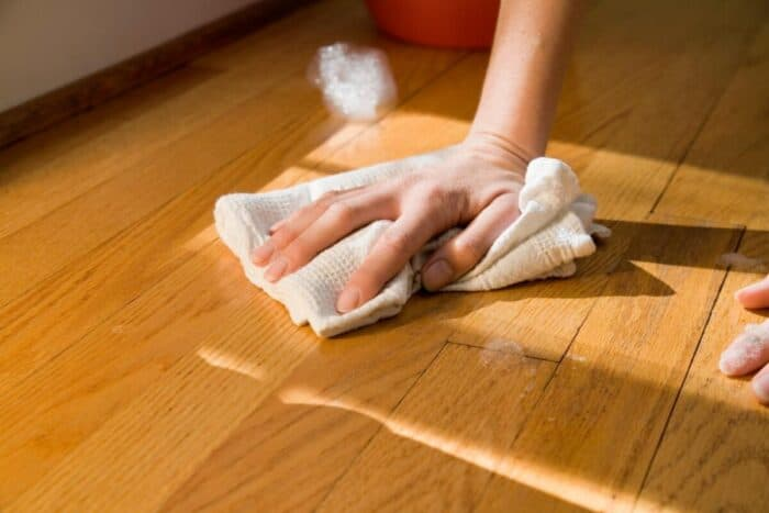 How To Remove Stains from Hardwood Floors