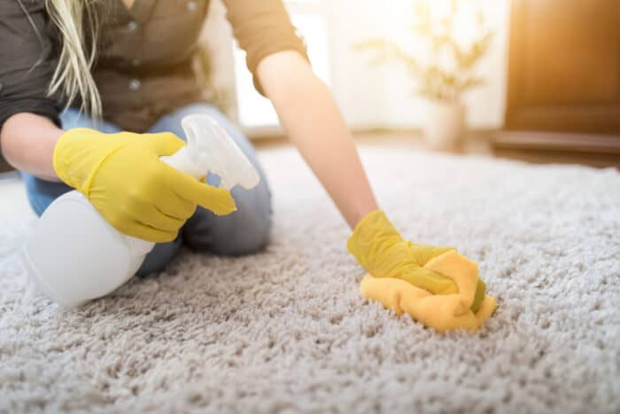 Does Baking Soda Bleach Carpets?