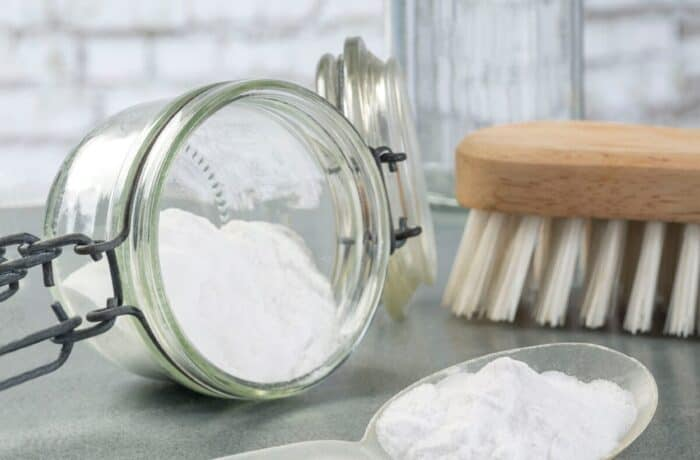 30 Cleaning Hacks with Baking Powder