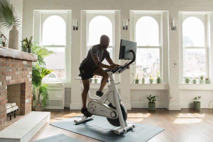 Best Exercise Bike with Video Screen